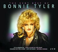 BONNIE TYLER - The Very Best Of (2 CD)