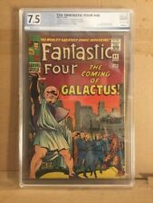Fantastic Four #48 1st App Silver Surfer PGX 7.5 Not CGC