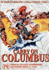 Carry on Columbus -Region 2 Compatible DVD (UK seller!!!)  Rik Mayall NEW
