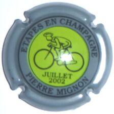 Capsule de Champagne: Extra !!!  PIERRE MIGNON, Tour De France , n°34