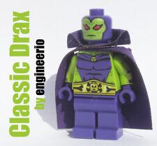 LEGO custom Marvel -- Classic Drax the Destroyer -- minifigures GOTG