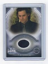 Buffy , the Men of Sunnydale , Nicholas Brendon, costume card,PW1