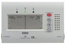 Korg CA-40 Large Display Auto Chromatic Tuner