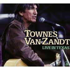 Townes Van Zandt - Live In Texas (2CD) New Sealed