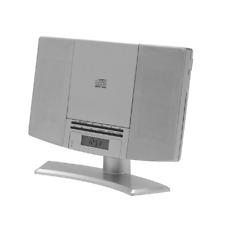 Design Stereoanlage mit CD, AUX und Radio Denver MC-5220 Silver