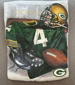 Vintage 90s Green Bay Packers 1990s NFL Football Crewneck Sweatshirt Size XL