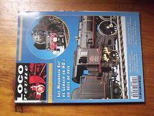 $$6 Loco-Revue N°591 Mountain Est Lemaco  Rotonde N  Depot Calais  Calcul vitess
