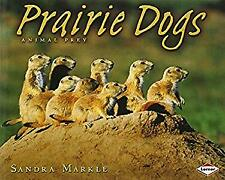 Prairie Dogs Perfect Sandra Markle