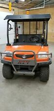 New listing Clean 2012 Kubota Rtv900Xt 4X4 Utility Vehicle Diesel Hydrostatic Hydraulic Dump