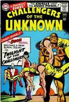 Challengers of the Unknown (1958 series) #48 in Fine condition. DC comics [*lq]