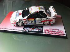 Decal 1 43 MITSUBISHI LANCER EVO 3 N°112 Rally WRC monte carlo 1997 montecarlo