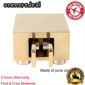 JPC-45 Morse Key Automatic Key Two Paddle Pure Copper For Shortwave CW Radio #SZ