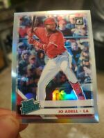 4 Jo Adell Rc Lot of  Optic Silver Refactor RC Rated Prospect, + 3 other rc's