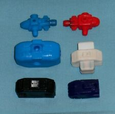 vintage LJN VOLTRON VEHICLE TEAM ASSEMBLER PARTS LOT