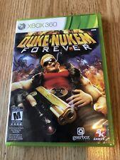Duke Nukem Forever (Microsoft Xbox 360, 2011) Cib Game VC7