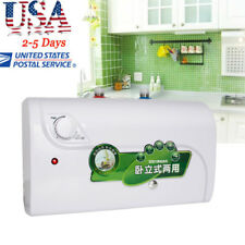 【USA】Portable 8L Tank Electric Hot Water Heater Household Home Bathroom Kitchen