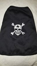 New listing All Star Dogs Shirt / Sweater - Black with Skull - L