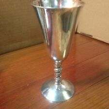 Vintage Plator Silver Plated Cup/Goblet - Made in Spain - Game of Thrones Style