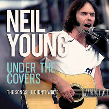 NEIL YOUNG New Sealed 2018 UNRELEASED LIVE CONCERT COVER SONGS CD