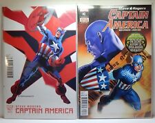 CAPTAIN AMERICA HAIL HYDRA COMPLETE STORY ARC 1st PRINT NM SET #15 KEY ISSUE