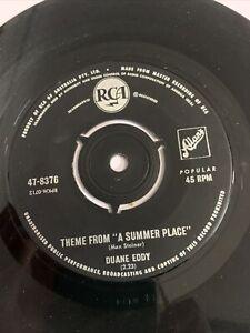 duane eddy Vinyl EP Water Skiing 45 Original 1965