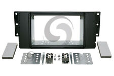 LAND ROVER Range Rover Sport 2006-2009 Radio Dash Kit Standard 2DIN RUBBERIZED