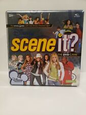 Disney Channel Scene It? The DVD Game Tin. Complete. Trivia. Gently used.
