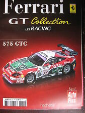 FASCICULE 65 FERRARI GT COLLECTION   575 GTC 2004  + POSTER