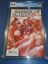 Captain America #27 Red Skull CGC 9.8 NM/M Gorgeous Gem Wow