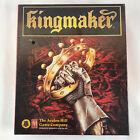 Kingmaker (pc Cd-rom) Big Box  Avalon Hill Computer Game 1994 Sealed