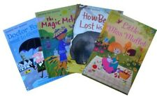 Usborne - First Reading Books Collection (Level 2) (4 books)