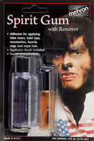 Mehron Spirit Gum with Remover Stage Theatrical Makeup Adhesive Kit New