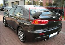 MITSUBISHI LANCER EVO 10 X REAR BOOT / TRUNK SPOILER NEW