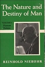 The Nature and Destiny of Man by: Reinhold Niebuhr Vol 1 1964