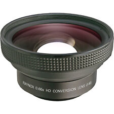Raynox 0.66x HD Wide Angle Conversion Lens for 46mm Threads
