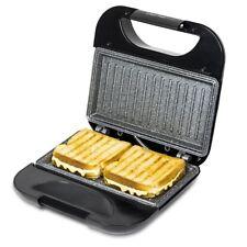 Sandwichera plancha grill, revestimiento piedra 750w Cecotec Bocadillos 03030