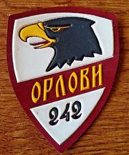 SERBIA ARMY - VOJSKA SRBIJE -  242  Escadrille EAGLES - Type1 black eagle's head