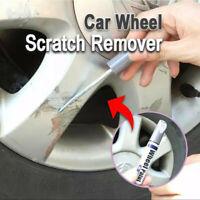 Car Wheel Scratch Remover Auto Filler Repair Cover Pen Waterproof Tire Paint New