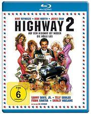 Highway 2 - Auf dem Highway ist wieder die Hölle los Blu-ray Disc NEU + OVP!