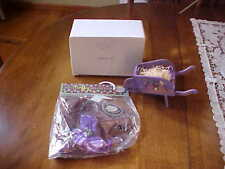 LOT HOPPY VANDERHARE VANDERBEAR MUFFY COSTUME COCOA BUNNY(MIP) WHEELBARROW BOXED