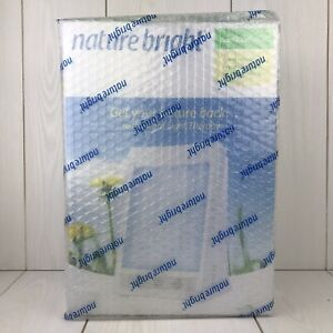 Nature Bright Sun Touch Plus F4040 Light And Ion Therapy Lamp NEW SEALED