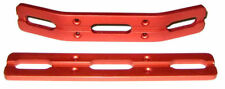 T-Maxx and E-Maxx Red Anodized Aluminum Bumper Set