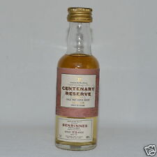 Benrinnes 1978-1995 Whisky 40% 50ml Mini Gordon & MacPhail  Centenary Reserve