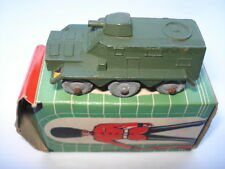 SCARCE C1950S VINTAGE SENTRY BOX SERIES MINT BOXED ARMOURED VEHICLE