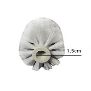 Universal Toilet Brush Head Holder Replacement Bathroom Clean Accessory