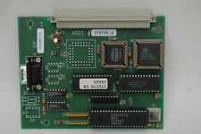 VIDEOJET BOARD ASSY 370785-A  PC PCB 370763-A WORKS