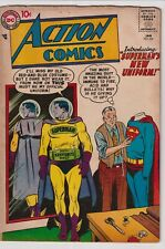 1958 DC COMICS ACTION COMICS #236 IN FR/GD CONDITION