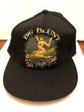 New Big Blunt Join The Sky High Club Five Panel Hat Cap  Khaos Promo