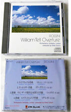 Alfred Scholz + Philharmonia Orchestra London - William Tell .. Japan CD