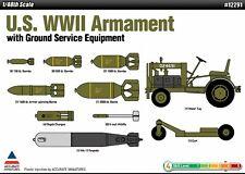 ACA12291 - Academy 1:48 - US WWII Armament Set